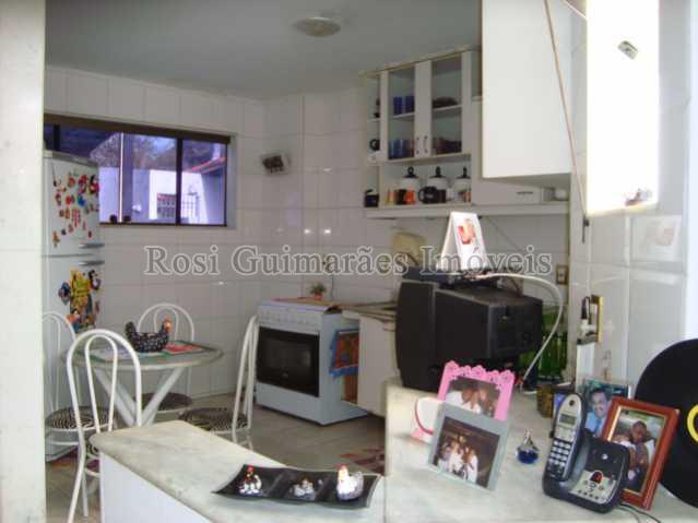 DSC02249 - Casa em condomínio Fechado, com quatro suítes piscina e jardim. - FRCN50009 - 11