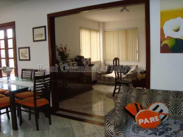 DSC02254 - Casa em condomínio Fechado, com quatro suítes piscina e jardim. - FRCN50009 - 14
