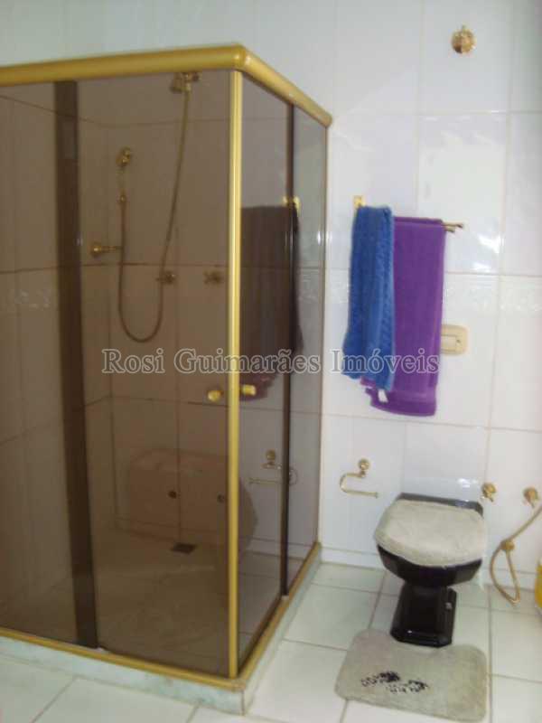 DSC02256 - Casa em condomínio Fechado, com quatro suítes piscina e jardim. - FRCN50009 - 15