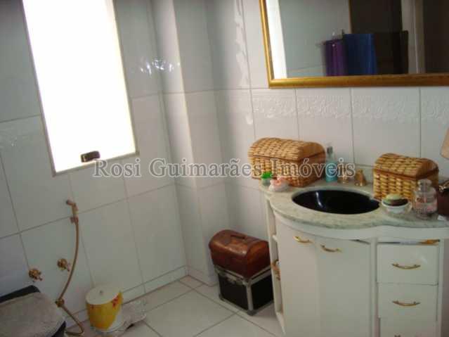 DSC02258 - Casa em condomínio Fechado, com quatro suítes piscina e jardim. - FRCN50009 - 17