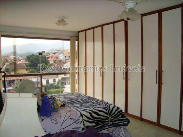 DSC02261 - Casa em condomínio Fechado, com quatro suítes piscina e jardim. - FRCN50009 - 5