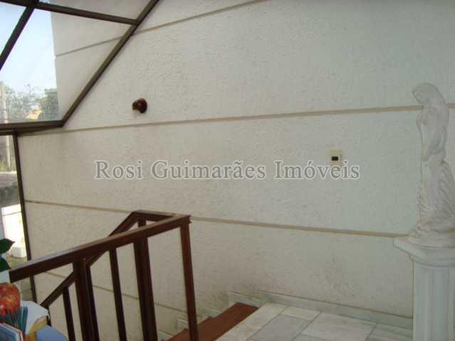 DSC02263 - Casa em condomínio Fechado, com quatro suítes piscina e jardim. - FRCN50009 - 10