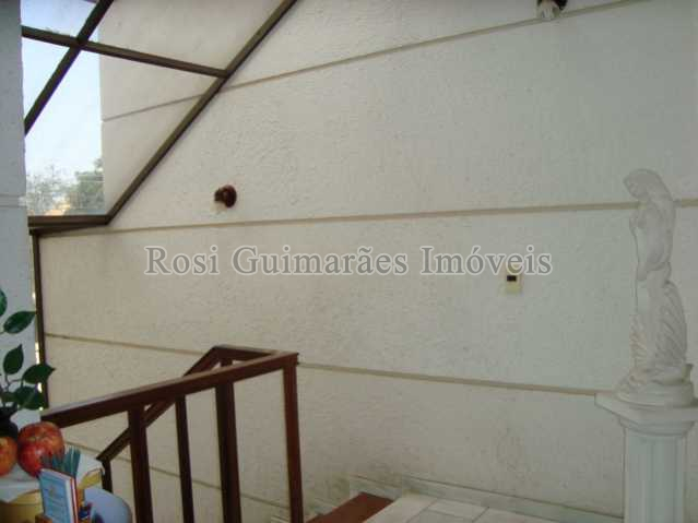 DSC02264 - Casa em condomínio Fechado, com quatro suítes piscina e jardim. - FRCN50009 - 21