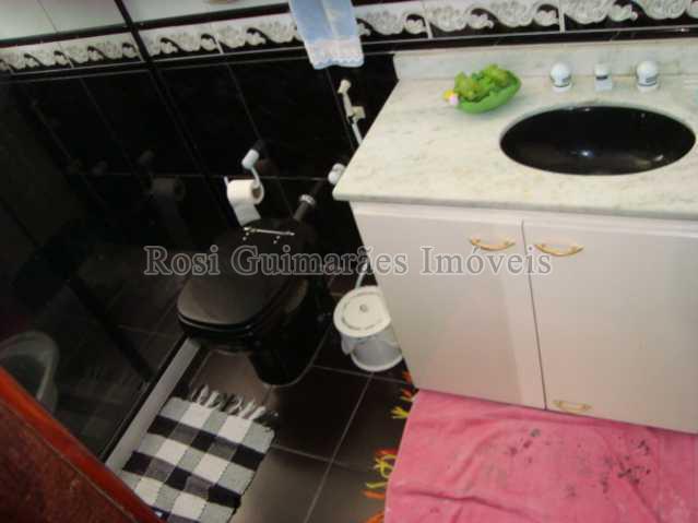 DSC02269 - Casa em condomínio Fechado, com quatro suítes piscina e jardim. - FRCN50009 - 26