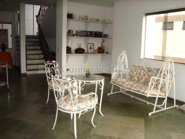 DSC02274 - Casa em condomínio Fechado, com quatro suítes piscina e jardim. - FRCN50009 - 31