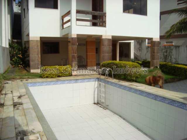 DSC02280 - Casa em condomínio Fechado, com quatro suítes piscina e jardim. - FRCN50009 - 33