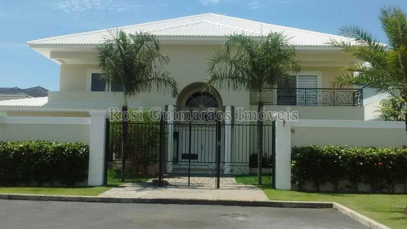 IMG_1331 - Casa Barra da Tijuca Condomínio Villaggio Felicitá!! - FRCN50011 - 4