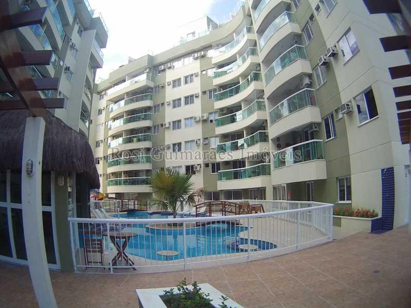 FILE0534 - Apartamento 3 quartos à venda Pechincha, Rio de Janeiro - R$ 350.000 - FRAP30033 - 1