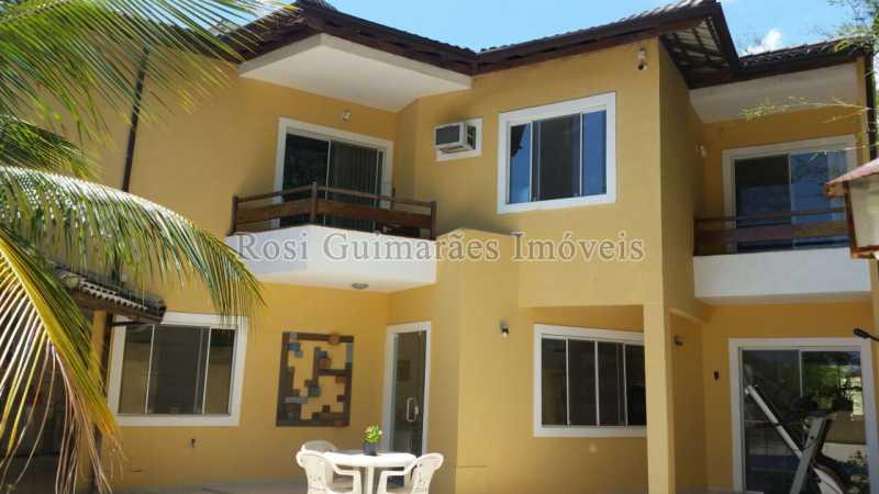 IMG-20180726-WA0015 - Casa em condomínio na Rua Geminiano Gois - FRCN40046 - 1