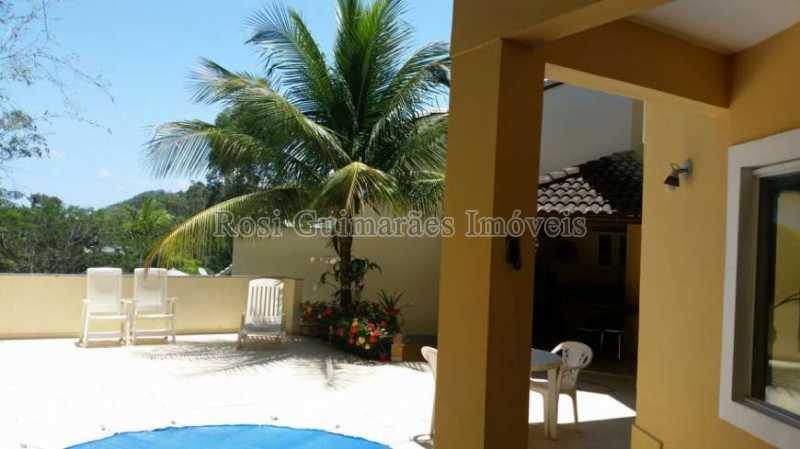 casa-com-4-quartos-a-venda-243 - Casa em condomínio na Rua Geminiano Gois - FRCN40046 - 9
