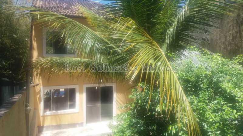 casa-com-4-quartos-a-venda-243 - Casa em condomínio na Rua Geminiano Gois - FRCN40046 - 1