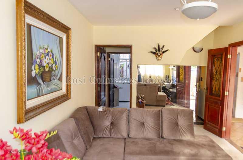 _DSC7986 - Casa em Condomínio à venda Rua Pedro Teles,Praça Seca, Rio de Janeiro - R$ 590.000 - FRCN40047 - 1