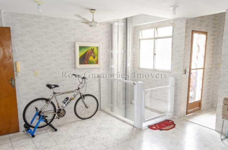 _DSC7997 - Casa em Condomínio à venda Rua Pedro Teles,Praça Seca, Rio de Janeiro - R$ 590.000 - FRCN40047 - 14