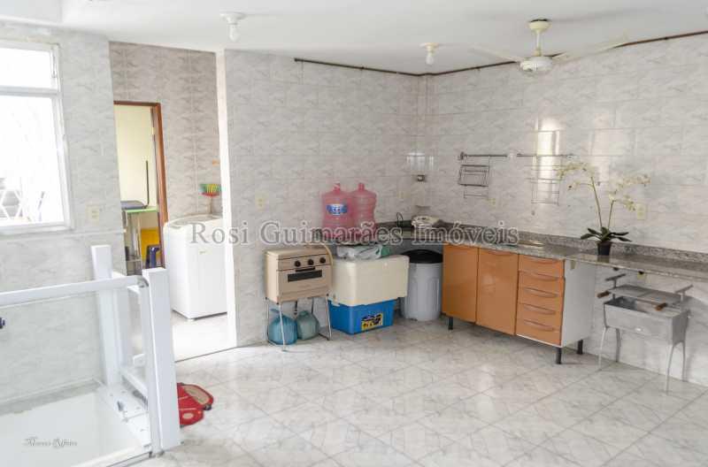 _DSC7998 - Casa em Condomínio à venda Rua Pedro Teles,Praça Seca, Rio de Janeiro - R$ 590.000 - FRCN40047 - 15