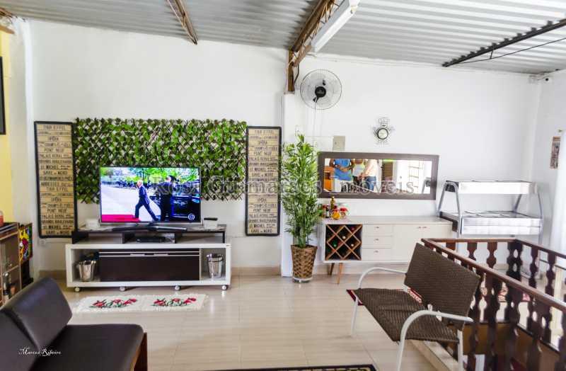_DSC8010 - Casa em Condomínio à venda Rua Pedro Teles,Praça Seca, Rio de Janeiro - R$ 590.000 - FRCN40047 - 17