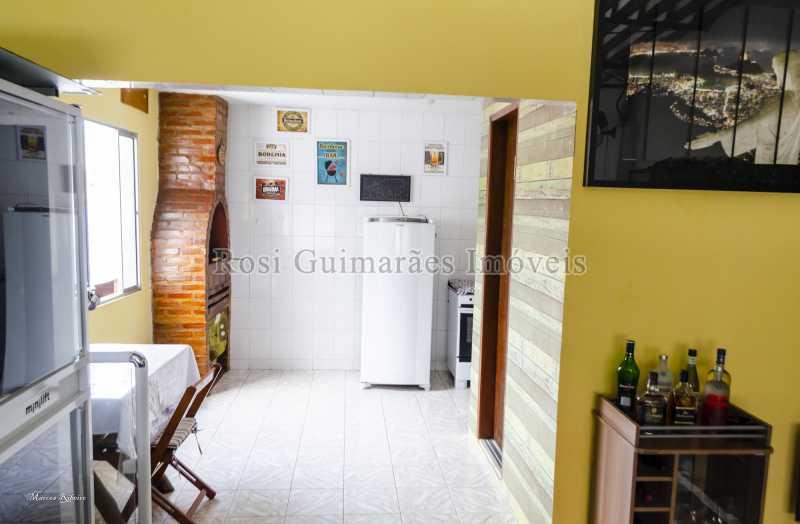 _DSC8012 - Casa em Condomínio à venda Rua Pedro Teles,Praça Seca, Rio de Janeiro - R$ 590.000 - FRCN40047 - 19