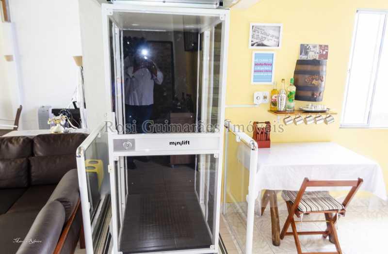 _DSC8013 - Casa em Condomínio à venda Rua Pedro Teles,Praça Seca, Rio de Janeiro - R$ 590.000 - FRCN40047 - 20