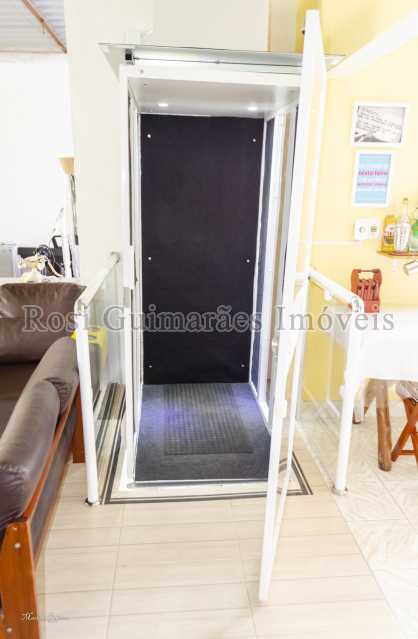 _DSC8015 - Casa em Condomínio à venda Rua Pedro Teles,Praça Seca, Rio de Janeiro - R$ 590.000 - FRCN40047 - 21