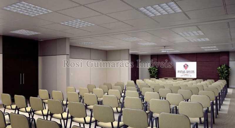 5 - Sala Comercial Condomínio Primus Offices, Avenida Geremário Dantas,Pechincha, Rio de Janeiro, RJ À Venda, 20m² - FRSL00006 - 13