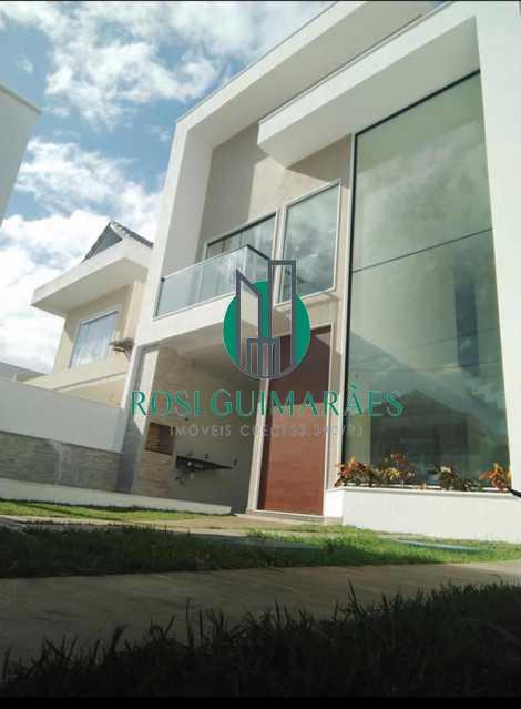 IMG-20200714-WA0100 - Casa em Condomínio à venda Rua Salomão Malina,Vargem Pequena, Rio de Janeiro - R$ 870.000 - FRCN30035 - 4