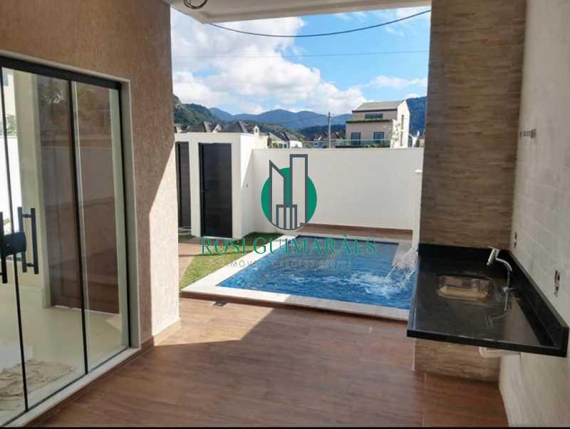 IMG-20200714-WA0112 - Casa em Condomínio à venda Rua Salomão Malina,Vargem Pequena, Rio de Janeiro - R$ 870.000 - FRCN30035 - 16