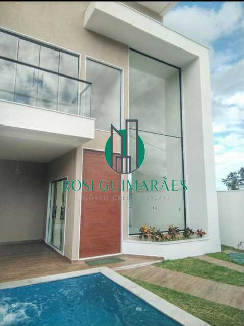 IMG-20200714-WA0115 - Casa em Condomínio à venda Rua Salomão Malina,Vargem Pequena, Rio de Janeiro - R$ 870.000 - FRCN30035 - 19