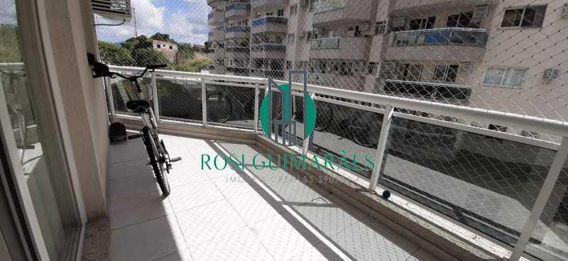 20200802_112115_resized - Apartamento à venda Rua Araguaia,Freguesia (Jacarepaguá), Rio de Janeiro - R$ 598.000 - FRAP20037 - 4