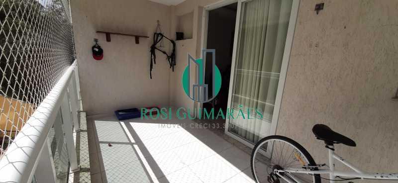 20200802_112138_resized - Apartamento à venda Rua Araguaia,Freguesia (Jacarepaguá), Rio de Janeiro - R$ 598.000 - FRAP20037 - 7