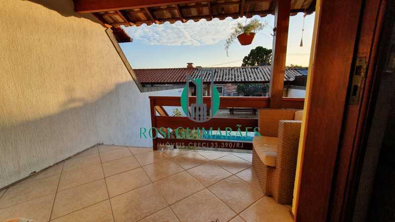 20201023_173414_resized_1 - Casa em Condomínio à venda Rua Raul Seixas,Freguesia (Jacarepaguá), Rio de Janeiro - R$ 990.000 - FRCN40064 - 21