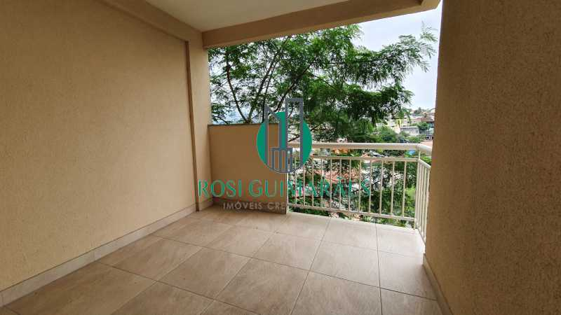 20200929_151817_resized - Casa em Condomínio à venda Rua Aldo Rebello,Pechincha, Rio de Janeiro - R$ 750.000 - FRCN30037 - 20