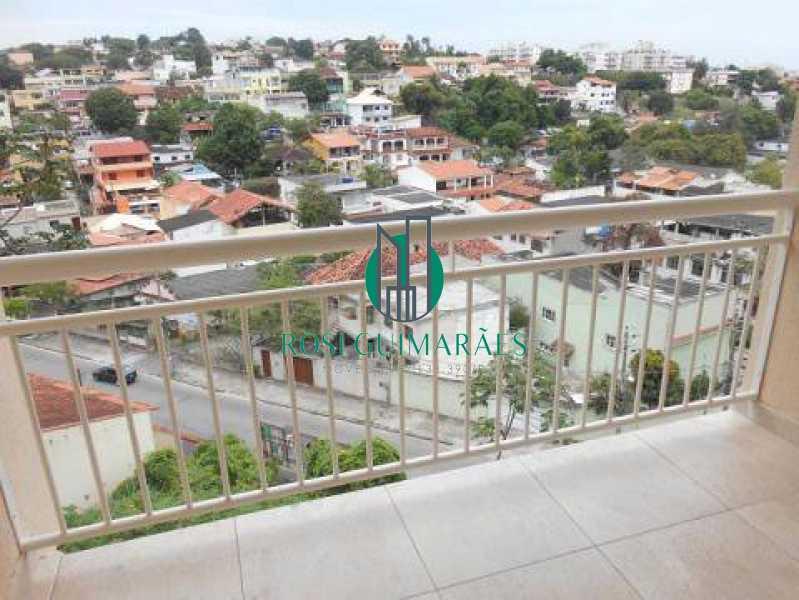 13d6a9dadbf7d9306e86789e139c74 - Casa em Condomínio à venda Rua Aldo Rebello,Pechincha, Rio de Janeiro - R$ 750.000 - FRCN30037 - 15