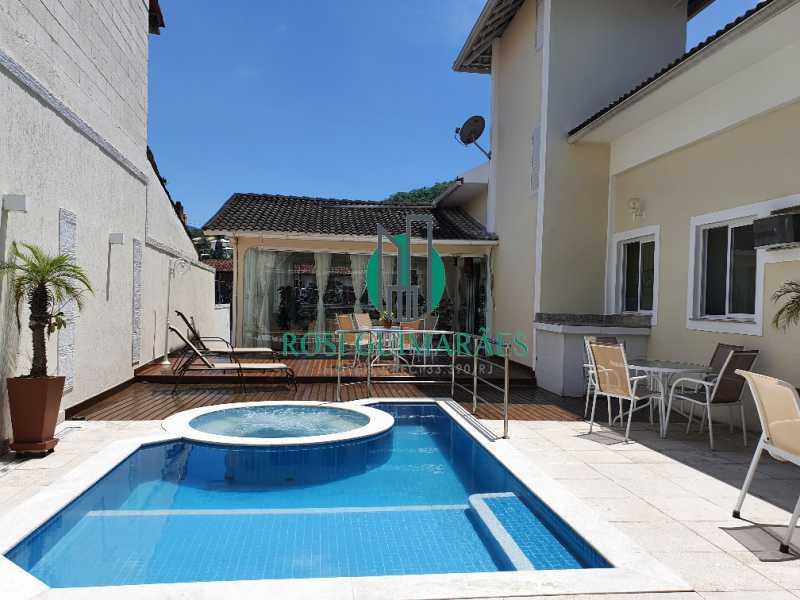 20201128_104017_resized - Casa em Condomínio à venda Rua Pierre La Place,Anil, Rio de Janeiro - R$ 2.600.000 - FRCN40067 - 1