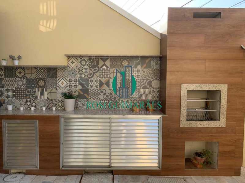 IMG-20210222-WA0071 - Casa em Condomínio à venda Rua Maria Magalhães Pinto,Pechincha, Rio de Janeiro - R$ 690.000 - FRCN30039 - 19
