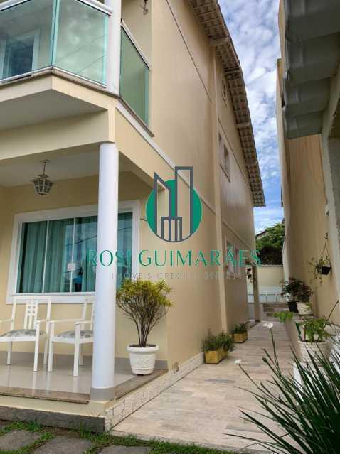 IMG-20210301-WA0005 - Casa em Condomínio à venda Rua Maria Magalhães Pinto,Pechincha, Rio de Janeiro - R$ 690.000 - FRCN30039 - 23