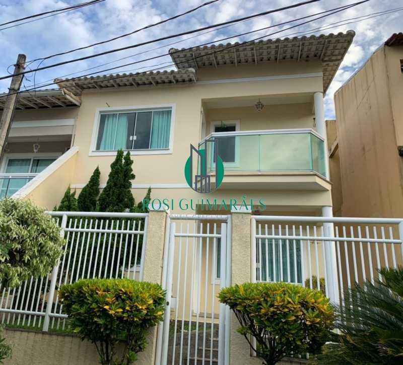 IMG-20210301-WA0006 - Casa em Condomínio à venda Rua Maria Magalhães Pinto,Pechincha, Rio de Janeiro - R$ 690.000 - FRCN30039 - 1