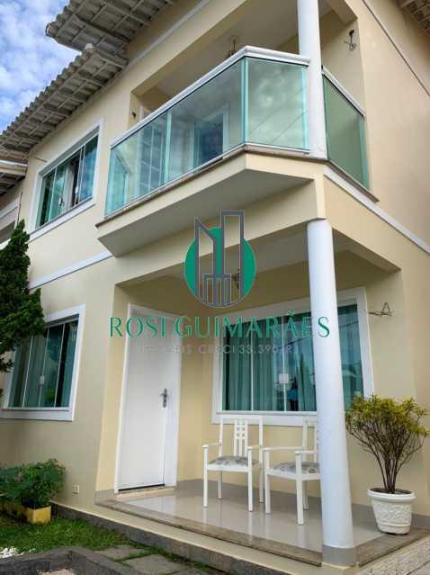 IMG-20210301-WA0007 - Casa em Condomínio à venda Rua Maria Magalhães Pinto,Pechincha, Rio de Janeiro - R$ 690.000 - FRCN30039 - 4