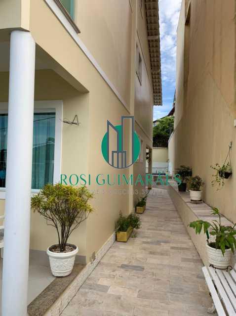 IMG-20210301-WA0008 - Casa em Condomínio à venda Rua Maria Magalhães Pinto,Pechincha, Rio de Janeiro - R$ 690.000 - FRCN30039 - 24