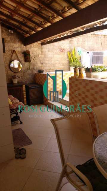 IMG-20210226-WA0045 - Casa em Condomínio à venda Rua Dom Casmurro,Anil, Rio de Janeiro - R$ 630.000 - FRCN30040 - 1
