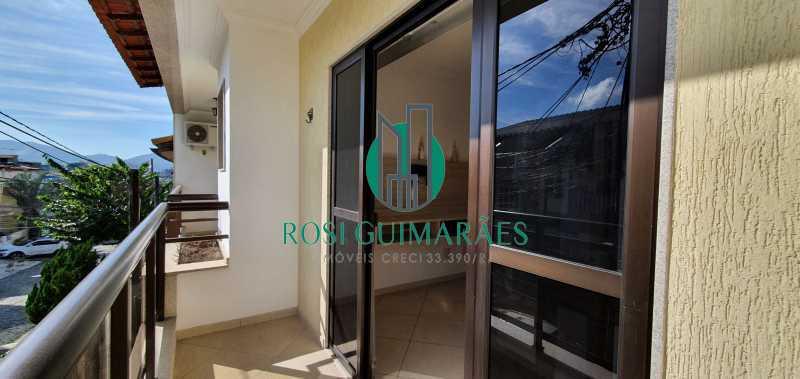 20210624_092952_resized - Casa em Condomínio à venda Estrada Mapua,Taquara, Rio de Janeiro - R$ 600.000 - FRCN30043 - 18