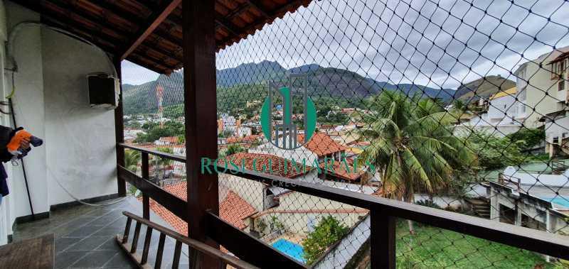 20210630_121000_resized - Casa em Condomínio à venda Rua Coronel Vercessi,Anil, Rio de Janeiro - R$ 1.190.000 - FRCN40071 - 22