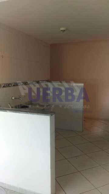 Sala com cozinha americana - Apartamento 2 quartos à venda Maricá,RJ - R$ 180.000 - CEAP20071 - 4
