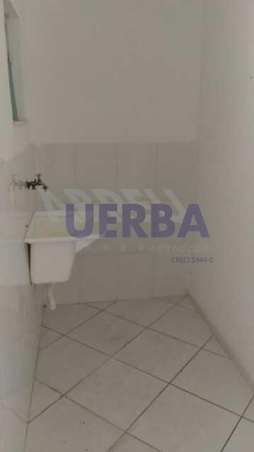 Área de serviço - Apartamento 2 quartos à venda Maricá,RJ - R$ 180.000 - CEAP20071 - 10