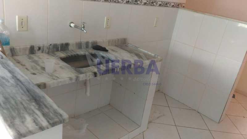 Bancada da cozinha - Apartamento 2 quartos à venda Maricá,RJ - R$ 180.000 - CEAP20071 - 5
