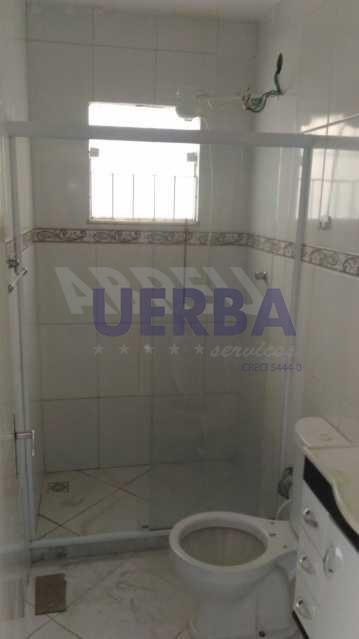 Banheiro com armário e blindex - Apartamento 2 quartos à venda Maricá,RJ - R$ 180.000 - CEAP20071 - 7