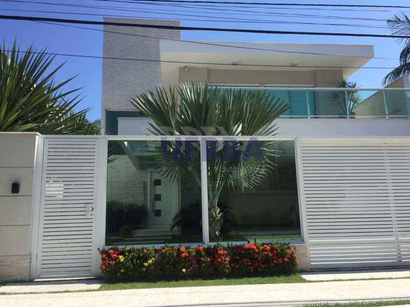 1.1 - Casa em Condomínio 4 quartos à venda Maricá,RJ - R$ 2.500.000 - CECN40003 - 1
