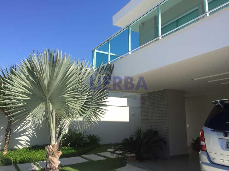 1 - Casa em Condomínio 4 quartos à venda Maricá,RJ - R$ 2.500.000 - CECN40003 - 3