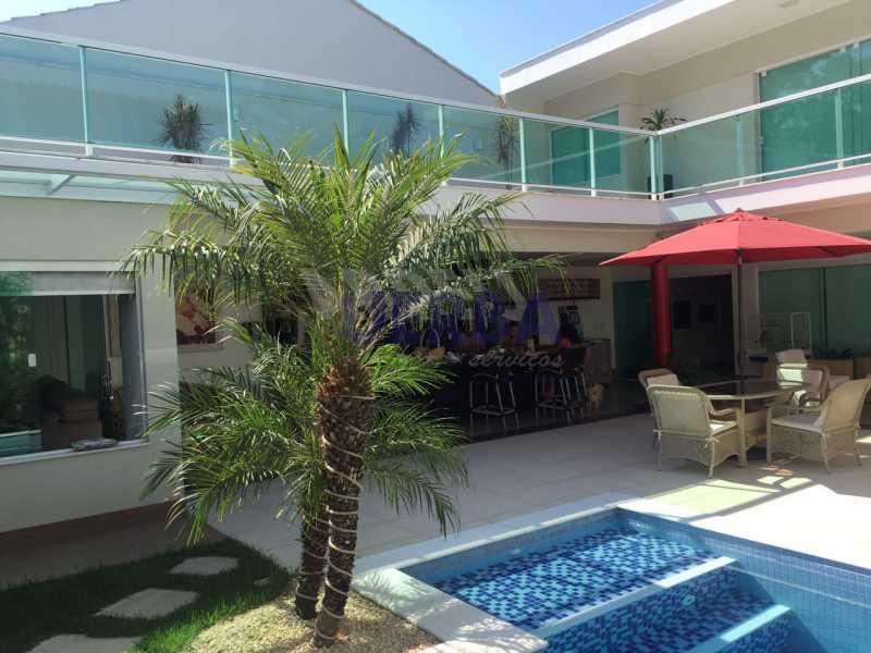 2 - Casa em Condomínio 4 quartos à venda Maricá,RJ - R$ 2.500.000 - CECN40003 - 4