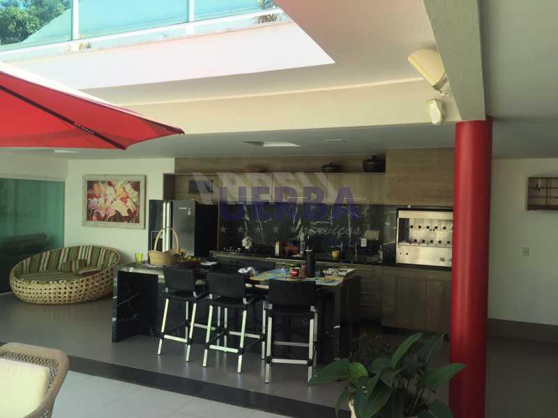 8 - Casa em Condomínio 4 quartos à venda Maricá,RJ - R$ 2.500.000 - CECN40003 - 10