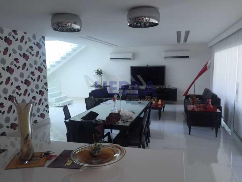 9 - Casa em Condomínio 4 quartos à venda Maricá,RJ - R$ 2.500.000 - CECN40003 - 11