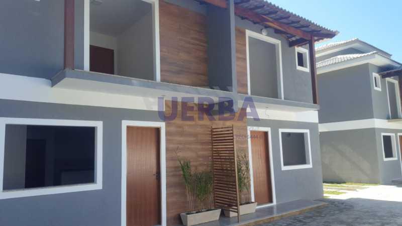 1 - Casa 2 quartos à venda Maricá,RJ - R$ 250.000 - CECA20622 - 1